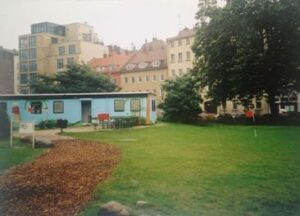 Club Container Golf Mitte Berlin 1998